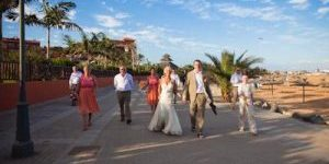 Rocks and Roses Wedding Planners Cathy and Mark Sheraton Fuerteventura 2011