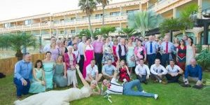 Rocks and Roses Wedding Planners Triona and Ricky Atlantis Bahía Real Corralejo 2015